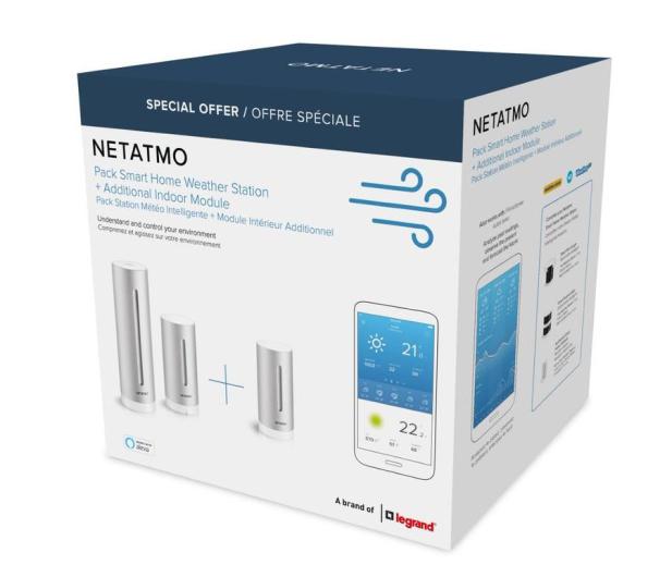 Netatmo Weather Station + Weather Station Module - 518550 - zdjęcie 5