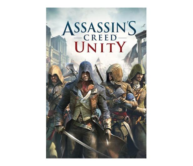 PC Assassin's Creed: Unity ESD Uplay - 521211 - zdjęcie