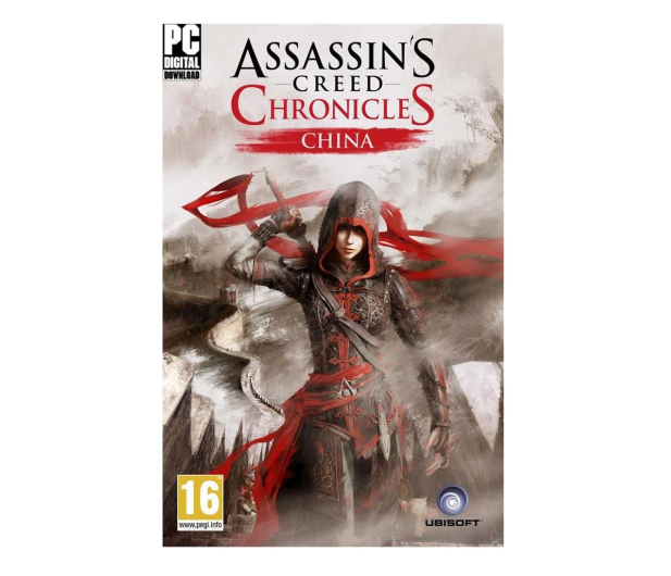 PC Assassin's Creed Chronicles: China ESD Uplay - 521203 - zdjęcie