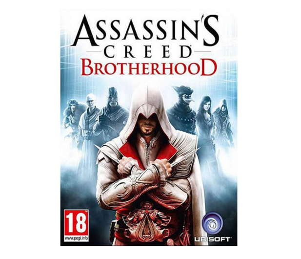 Ubisoft Assassin's Creed: Brotherhood ESD Uplay - 521209 - zdjęcie