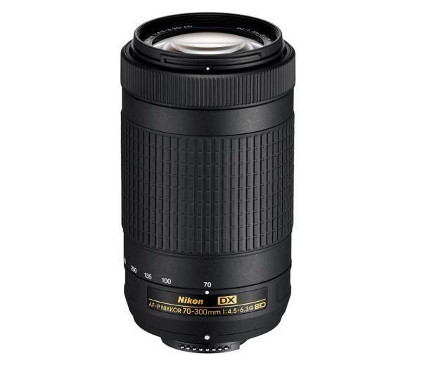 Nikon Nikkor AF-P DX 70-300mm f/4.5-6.3G ED - 459759 - zdjęcie