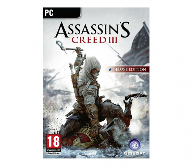 PC Assassin's Creed 3 (Deluxe Edition) ESD Uplay - 521199 - zdjęcie