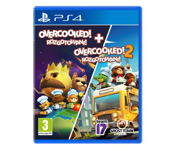 PlayStation Overcooked! + Overcooked! 2 - 521771 - zdjęcie