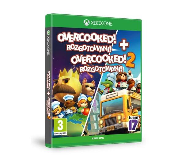 Xbox Overcooked! + Overcooked! 2 - 521774 - zdjęcie 2