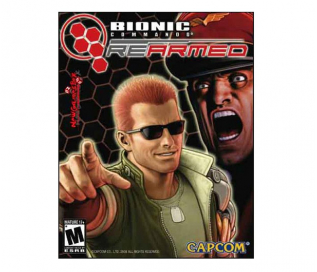 PC Bionic Commando: Rearmed ESD Steam - 521780 - zdjęcie