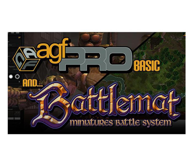 PC Axis Game Factory's AGFPRO BattleMat Multi-Player - 521734 - zdjęcie
