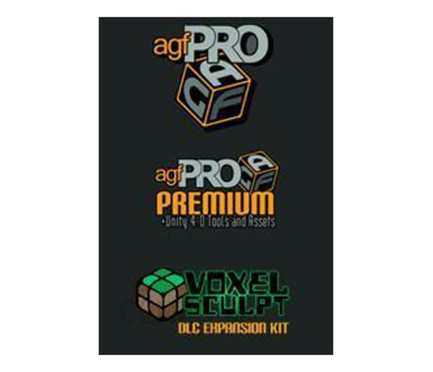 PC Axis Game Factory's AGFPRO+Voxel Sculpt+PREMIUM - 521732 - zdjęcie