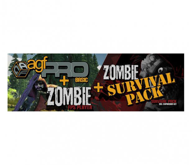 PC Axis Game Factory's+Zombie FPS+Survival Pack DLC - 521731 - zdjęcie