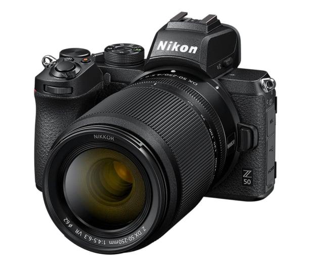 Nikon Z 50 + Nikkor Z DX 16-50 VR + 50-250 VR - 522951 - zdjęcie