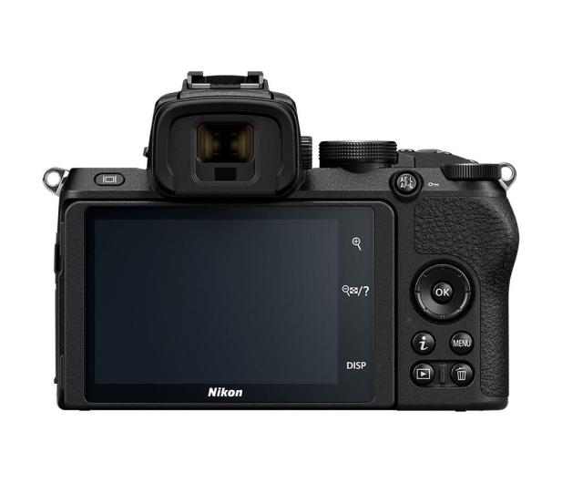 Nikon Z 50 + FTZ adapter - 522953 - zdjęcie 2