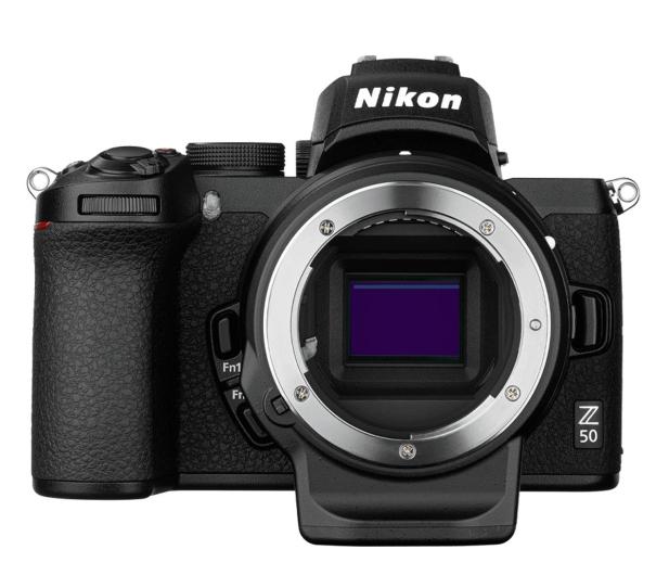 Nikon Z 50 + FTZ adapter - 522953 - zdjęcie