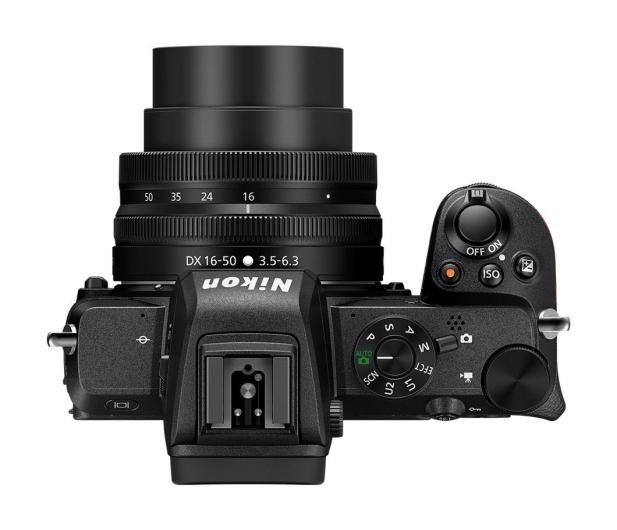 Nikon Z 50 + Nikkorr Z DX 16-50 f/3,5-6,3 VR - 522947 - zdjęcie 4