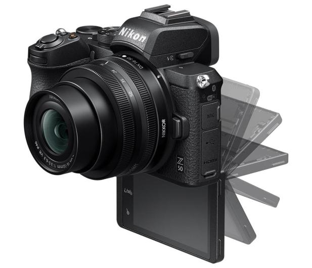 Nikon Z 50 + Nikkorr Z DX 16-50 f/3,5-6,3 VR - 522947 - zdjęcie 7