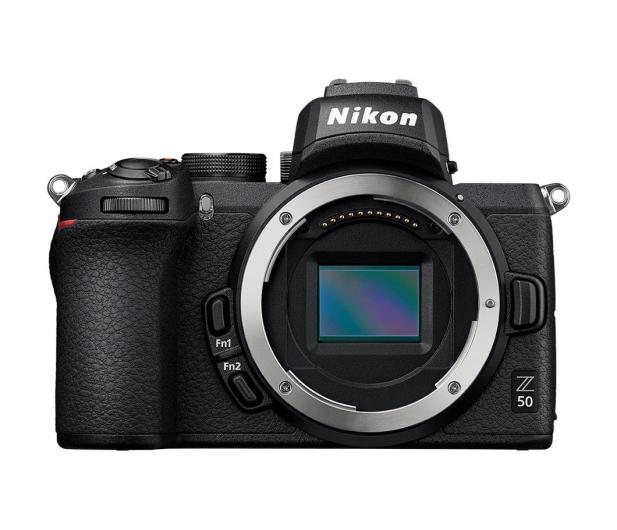 Nikon Z 50 + Nikkorr Z DX 16-50 f/3,5-6,3 VR - 522947 - zdjęcie 2