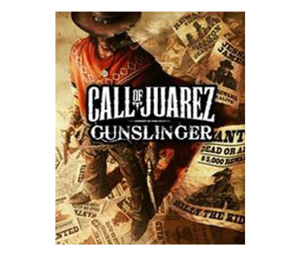 Ubisoft Call of Juarez: Gunslinger ESD Steam - 522155 - zdjęcie 1