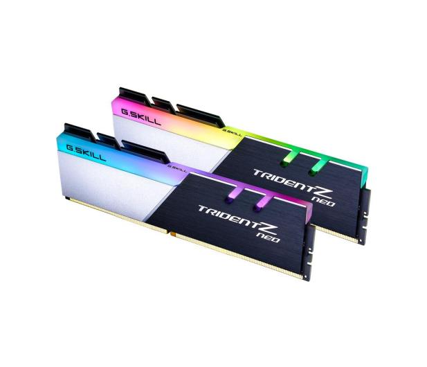 G.SKILL 16GB 3200MHz TridentZ RGB Neo CL14 (2x8GB) - 522365 - zdjęcie 2