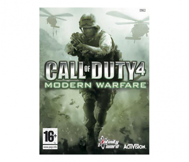 PC Call of Duty 4: Modern Warfare ESD Steam - 522131 - zdjęcie