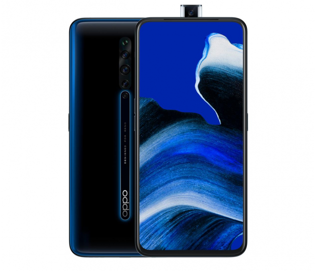 OPPO Reno2 Z 8/128GB Dual SIM Black - 522612 - zdjęcie