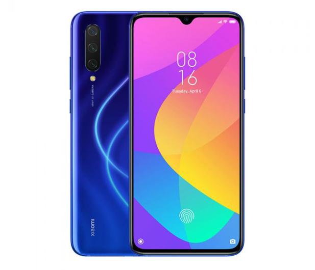 Xiaomi Mi 9 Lite 6/128GB Aurora Blue - 523279 - zdjęcie