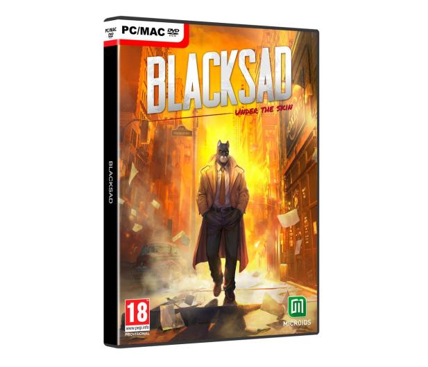 PC BLACKSAD  - 521790 - zdjęcie