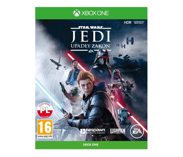Xbox STAR WARS JEDI: Upadły Zakon  - 493543 - zdjęcie