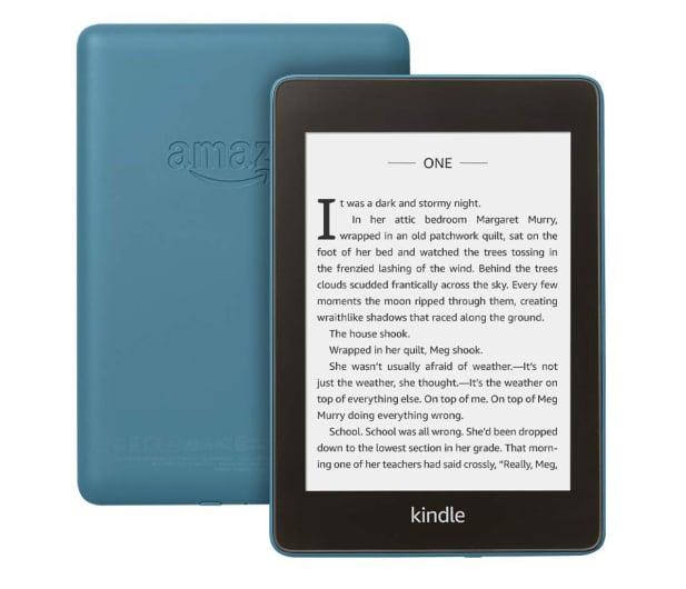 Amazon Kindle Paperwhite 4 8GB IPX8 niebieski - 529811 - zdjęcie