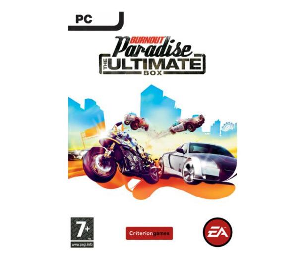 PC Burnout Paradise: The Ultimate Box ESD Origin - 522124 - zdjęcie