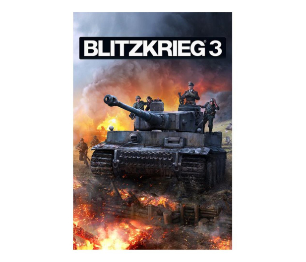 Nival Blitzkrieg 3 (Deluxe Edition) ESD Steam - 522079 - zdjęcie