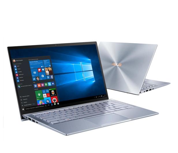 ASUS ZenBook 14 UM431DA R5-3500U/8GB/512/Win10 - 522911 - zdjęcie