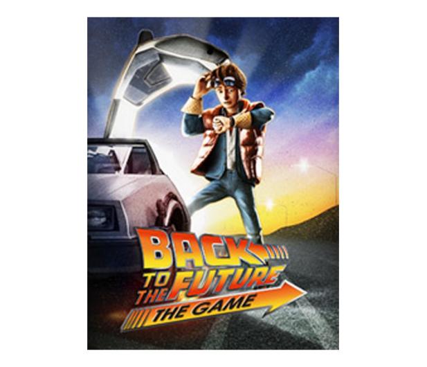 PC Back to the Future ESD Steam - 521739 - zdjęcie