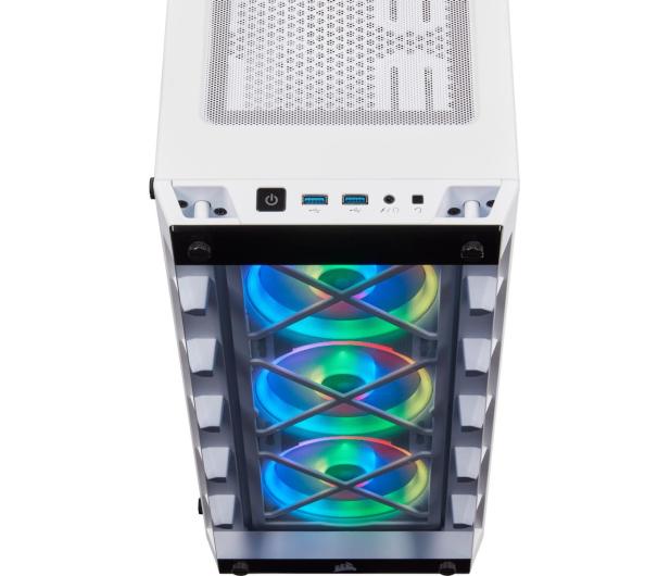 Corsair iCUE 465X RGB White - 521809 - zdjęcie 3