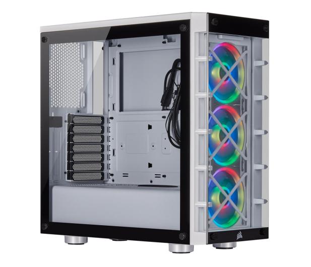 Corsair iCUE 465X RGB White - 521809 - zdjęcie