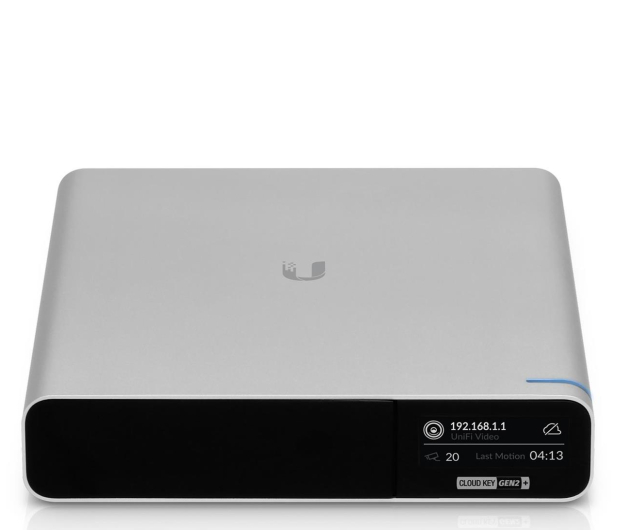 Ubiquiti UniFi Controller Cloud Key Gen2 Plus(kontroler AP) - 521797 - zdjęcie