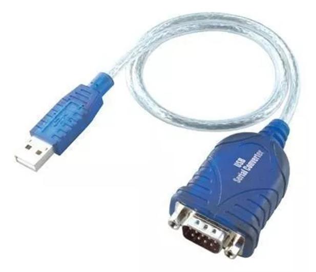 i-tec Adapter USB - RS232 - 518494 - zdjęcie