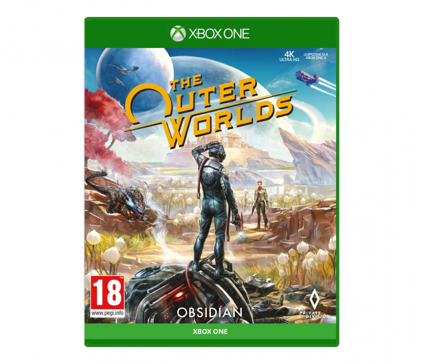 Xbox The Outer Worlds - 494751 - zdjęcie