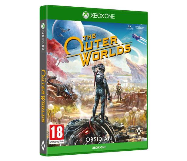 Xbox The Outer Worlds - 494751 - zdjęcie 2
