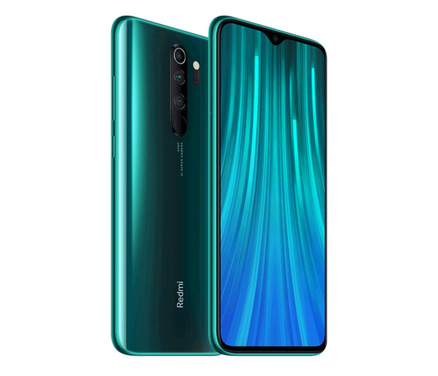 Xiaomi Redmi Note 8 PRO 6/128GB Forest Green - 519850 - zdjęcie 4