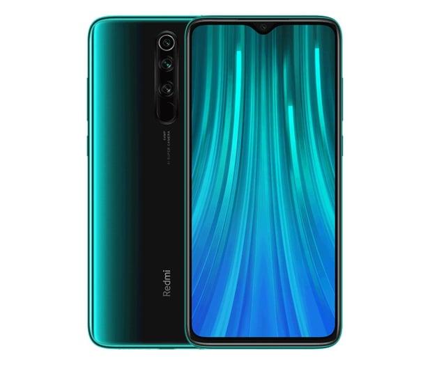 Xiaomi Redmi Note 8 PRO 6/128GB Forest Green - 519850 - zdjęcie