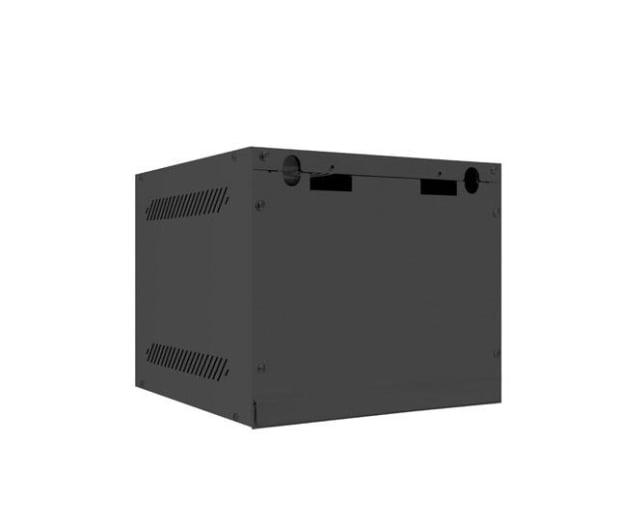 """Lanberg Wisząca 10"""" 4U 280x310mm (czarna) - 519055 - zdjęcie 5"""