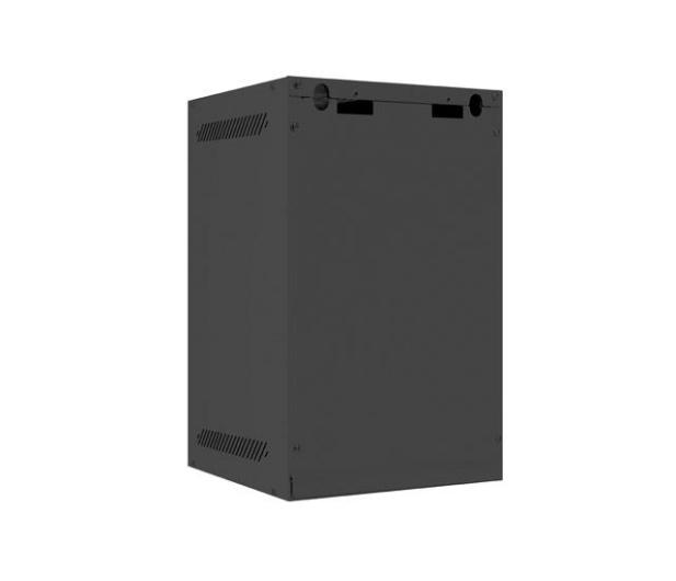 """Lanberg Wisząca 10"""" 9U 280x310mm (czarna) - 519088 - zdjęcie 5"""