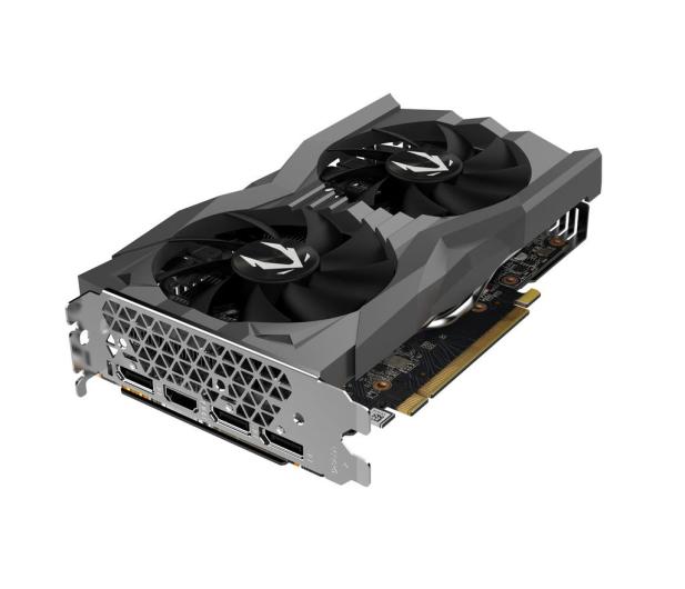 Zotac GeForce GTX 1660 Ti Gaming AMP 6GB GDDR6 - 518605 - zdjęcie 2