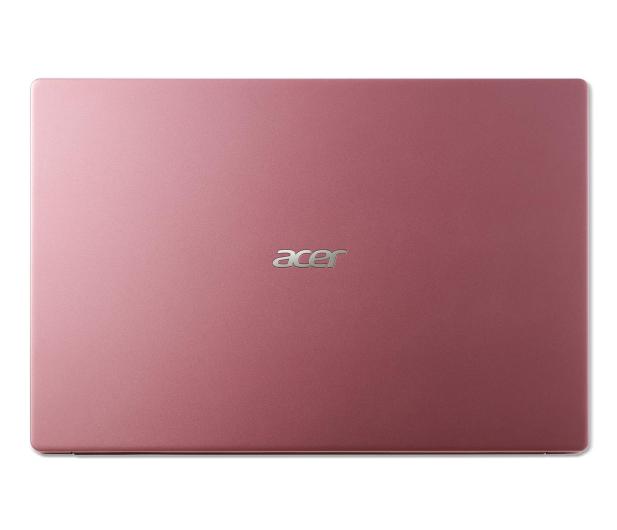 Acer Swift 3 i5-1035G1/8GB/512/W10 IPS Różowy - 526273 - zdjęcie 5