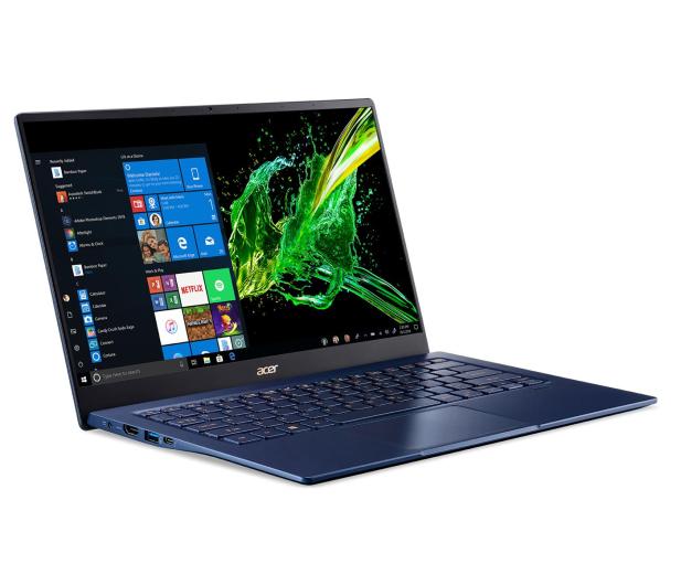 Acer Swift 5 i7-1065G7/16GB/1TB/W10 IPS Touch Niebieski - 554526 - zdjęcie 3
