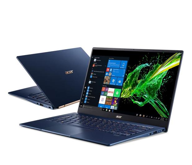 Acer Swift 5 i7-1065G7/16GB/1TB/W10 IPS Touch Niebieski - 554526 - zdjęcie