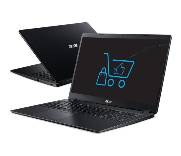 Acer Aspire 3 i5-10210U/8GB/512 Czarny - 522531 - zdjęcie