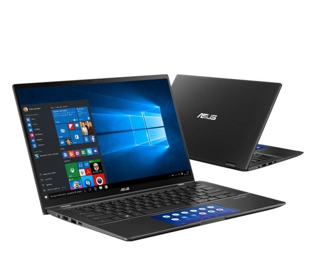 ASUS ZenBook Flip 14 UX463FLC i7-10510U/16GB/1TB/Win10P - 522976 - zdjęcie