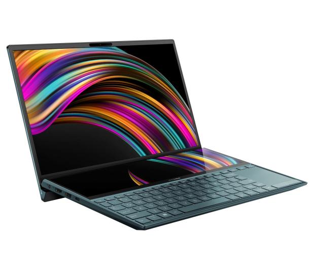 ASUS ZenBook Duo UX481FLC i7-10510U/16GB/1TB/Win10P - 522986 - zdjęcie 4