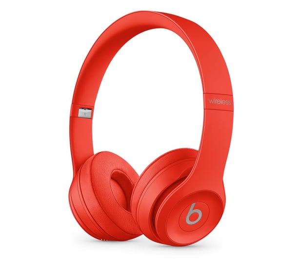 Apple Beats Solo3 Red - 522975 - zdjęcie