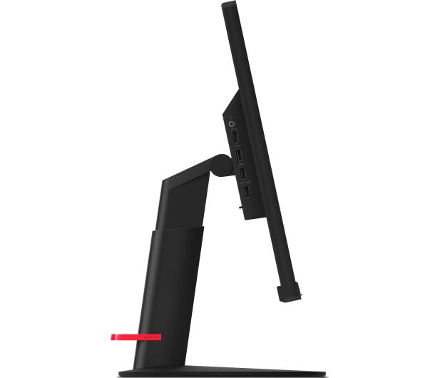 Lenovo ThinkVision T25d czarny - 518152 - zdjęcie 8