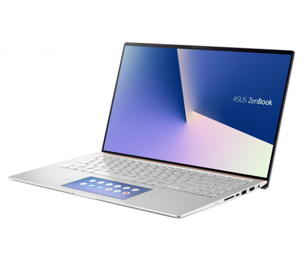 ASUS ZenBook 15 UX534FAC i5-10210U/8GB/512/W10 Silver - 544846 - zdjęcie 2